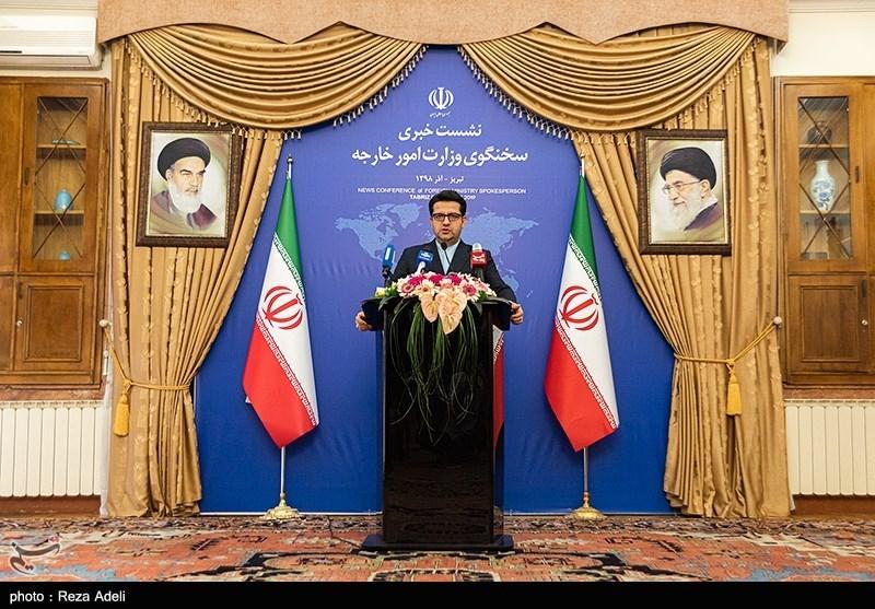 Zarif-US Senator Meeting in Line with Iran's Public Diplomacy: Spokesman