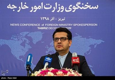 سخنگوی وزارت خارجه در پاسخ به تسنیم: آماده تبادل زندانیان با آمریکا در قالب یک بسته مبادلهای هستیم / راه ورود دارو به ایران را بستهاند