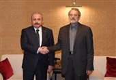 Iran, Turkey Parliament Speakers Meet in Antalya