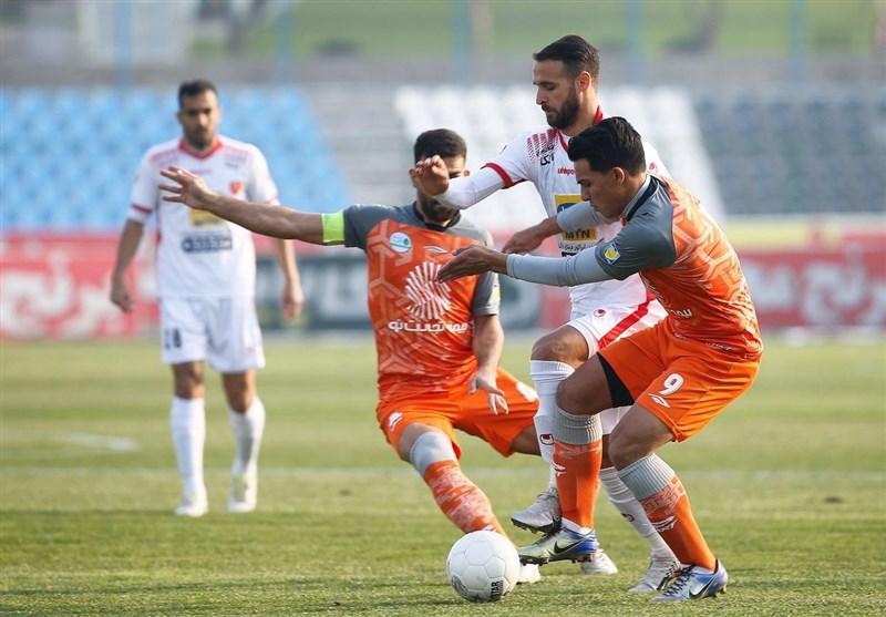 لیگ برتر فوتبال| پرسپولیس با 2 گل به یکقدمی صدر جدول رسید