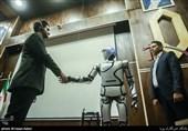 """نسل چهارم """"ربات انساننمای سورنا"""" رونمایی شد + تصاویر"""
