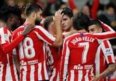 لالیگا| اتلتیکو مادرید با پیروزی آشتی کرد