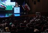 سخنرانی امیر نصیربیگی رییس سازمان بسیج هنرمندان در آیین پاسداشت خانواده شهدای هنرمند موسوم به «شاهدان شیدایی»