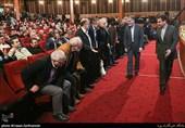 سیدعباس صالحی وزیر فرهنگ و ارشاد