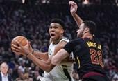 لیگ NBA| باکس روی نوار پیروزی/ شکست راکتس در شب 39 امتیازی هاردن