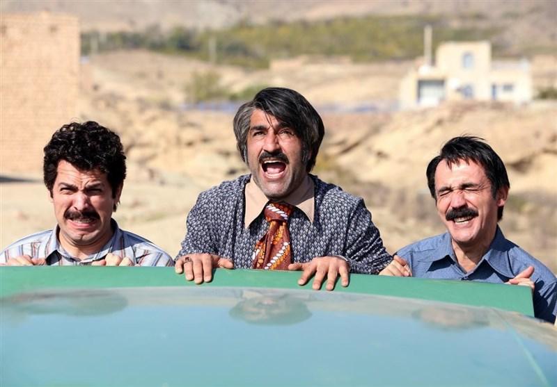 """اولین تصاویر از """"زیرخاکی"""" جلیل سامان"""
