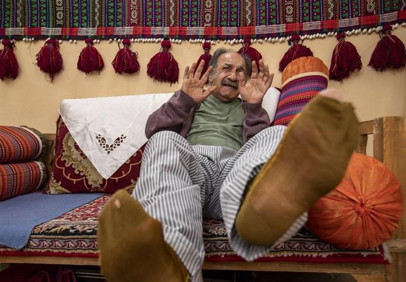 """اولین عکسهای """"کتونی زرنگی"""" ملاقلیپور/ پخش در زمستان"""