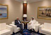 Iranian, Qatari Top Diplomats Discuss Closer Cooperation