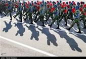 پنجمین مراسم تحلیف و اعطای سردوشی دانشپژوهان آموزشگاههای درجهداری ارتش
