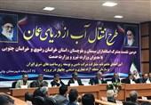 انتقال آب عمان به سیستان و بلوچستان بدون پیشرفت فیزیکی/ طرحی که به صورت نمایشی کلنگزنی شد + فیلم