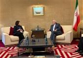 Iran's FM Meets UN Deputy Chief, Nicaraguan Counterpart in Doha