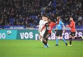 لوشامپیونه|رن با پیروزی به جمع مدعیان حضور در لیگ قهرمانان اروپا اضافه شد