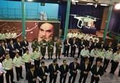 تولیدات جدید گروه تواشیح محمد رسولالله(ص) با همکاری نیروی انتظامی کلید خورد + عکس و فیلم