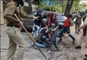 افشاگری تازه پلیس هند در مورد جنایت کشتار مسلمانان در دهلی