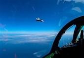 نخستین تمرین دوئل هوایی جنگنده جدید میگ-31 روسی+ فیلم