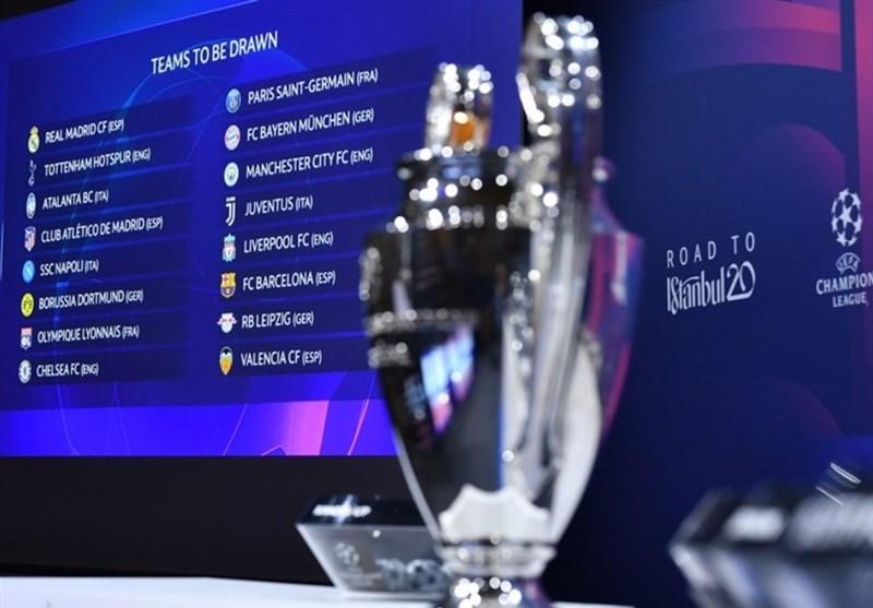قرعهکشی لیگ قهرمانان اروپا | سختترین قرعه برای رئال و سیتی
