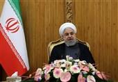 روحانی: ژاپن در برنامه آمریکا برای امنیت منطقه شرکت نمیکند/حمایت ژاپن از طرح ایران برای امنیت منطقه