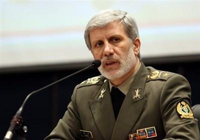 وزیر دفاع: سپاه قدرت راهبردی و ظرفیت برتر جمهوری اسلامی است