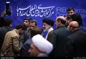 حضور حجت الاسلام سید ابراهیم رئیسی رئیس قوه قضاییه در ششمین همایش ملی مدیریت جهادی