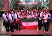 بازگشت تیم ملی محاسبات ذهنی ایران به کشور