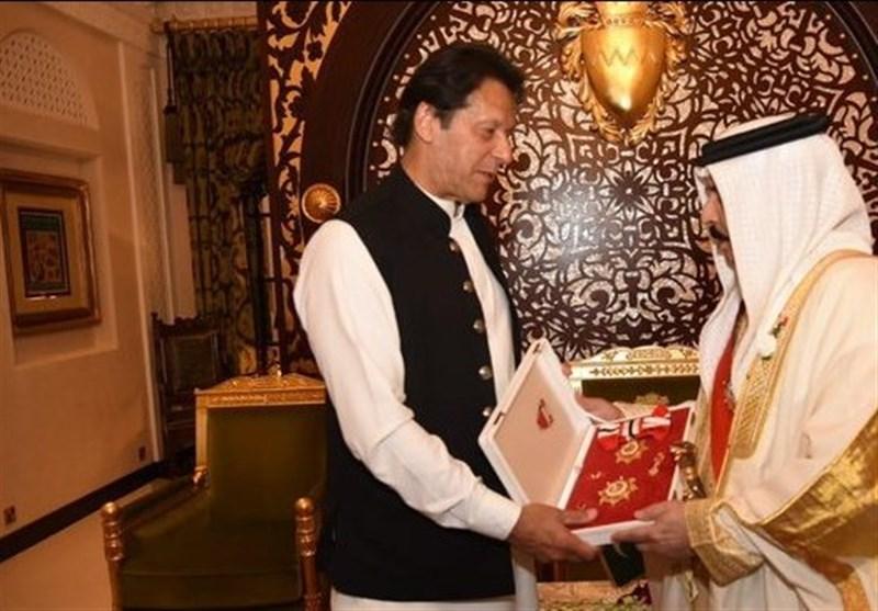 بحرین؛ مودی کے بعد عمران خان کو بھی اعلیٰ ترین سول ایوارڈ