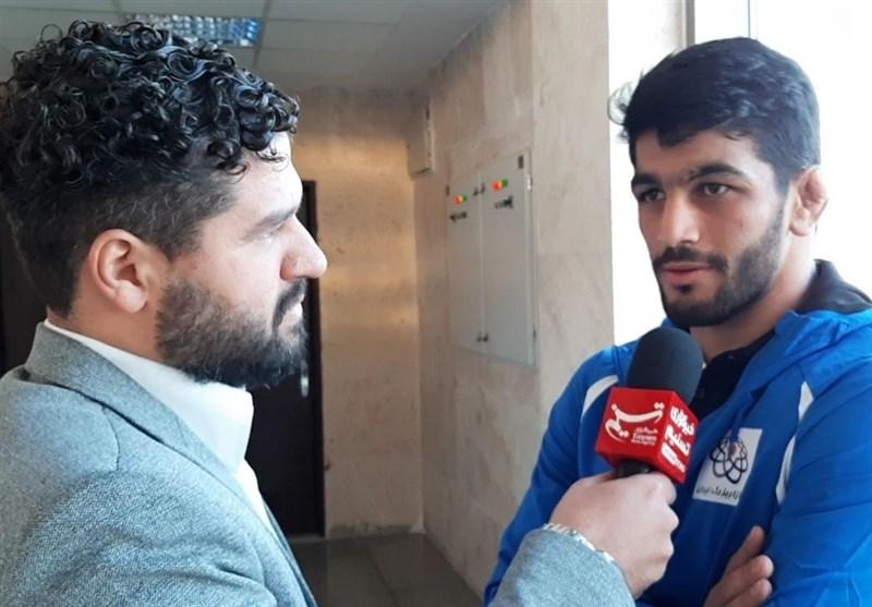 یزدانی: خوشحال کردن مردم بیشتر از حضور در جمع بهترینهای تاریخ کشتی ایران مهم است