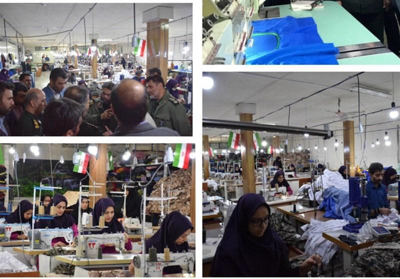بازدید رئیس سازمان بسیج از عرصههای اقتصاد مقاومتی سپاه در استان گلستان
