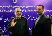 بازدید فرمانده کل سپاه از پردیس نوآوری شهید تهرانی مقدم