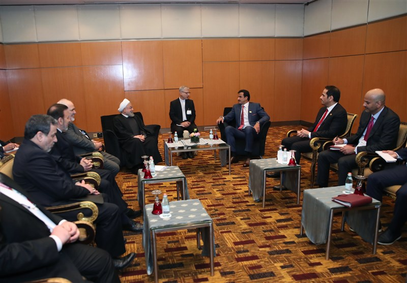 Iran Proposes Joint Investment with Qatar