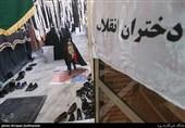 هیئت دختران انقلاب و یادبود شهید محمدحسین حدادیان