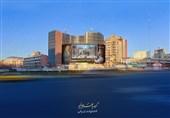 دیوارنگاره جدید میدان ولیعصر (عج) رونمایی شد+عکس