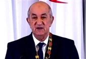 تبون: الجزایر به روند عادی سازی روابط با تل آویو نخواهد پیوست