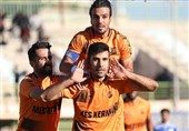 لیگ دسته اول فوتبال| مس کرمان با شکست خوشه طلایی به رده دوم رسید