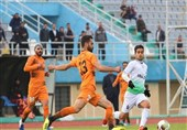 لیگ دسته اول فوتبال| تقابل صدرنشینان برنده نداشت/ برتری گل ریحان و شکست مجدد سپیدرود