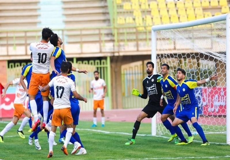 لیگ دسته اول فوتبال| صدر جدول تمام «مسی» و کرمانی باقی ماند/ برتری رایکا و سپیدرود در نبرد تیمهای انتهای جدولی
