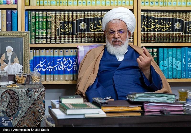 آیت الله ناصری: آمریکا با تمام توان به دنبال جلوگیری از پیشرفت اقتصاد بدون نفت ایران است 