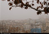 هواشناسی ایران 99/7/22  افزایش آلودگی هوا در شهرهای صنعتی و پرجمعیت