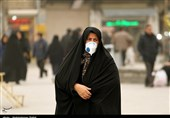 آلودگی هوا در استان مرکزی از همراهی کرونا کوتاه نمیآید