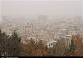 تداوم هوای «ناسالم» در تهران برای چهارمین روز متوالی