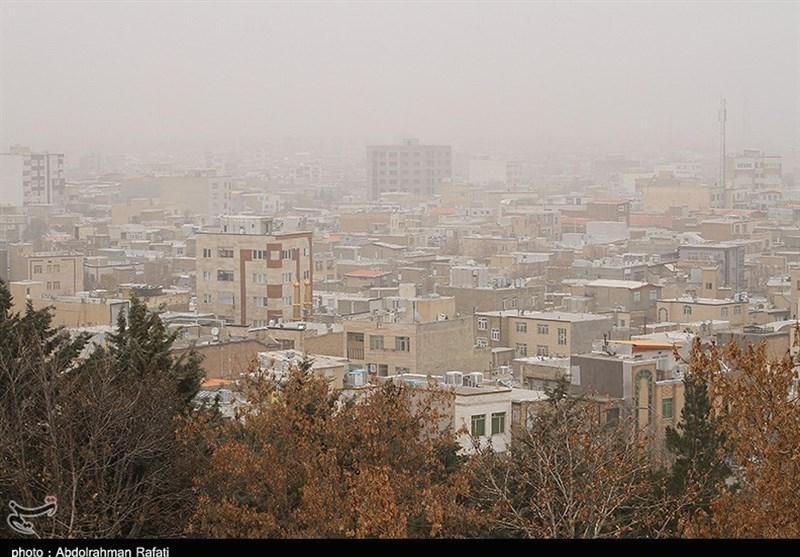 تشریح علت آلوده شدن هوای تهران در روز گذشته