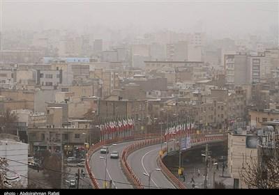 هوای تهران « ناسالم» شد