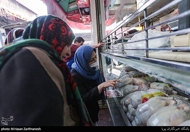 حال و هوای بازار در آستانه شب یلدا