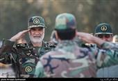 امیر سرتیپ محمد محمودی معاون اجرایی ارتش درمراسم اعطای گواهینامه مهارتی به 1700 نفر از سربازان وظیفه