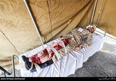 مراسم اعطای گواهینامه مهارتی به 1700 نفر از سربازان وظیفه