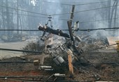 پیشنهاد غرامت 13.5 میلیارد دلاری مقصر آتشسوزیهای کالیفرنیا برای فرار از سلب مالکیت