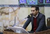 """تلاوت محمد کاظمی از سوره مبارکه """"اسرا"""" + صوت و عکس"""