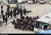 تهران| جمعآوری 340 معتاد متجاهر در نیمه نخست بهمن