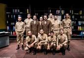 «لانچر5» در تماشاخانه ایرانشهر