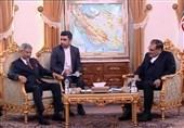 شمخانی در دیدار وزیر خارجه هند: تحریم و تروریسم دو راهبرد آمریکا علیه کشورهای مستقل است
