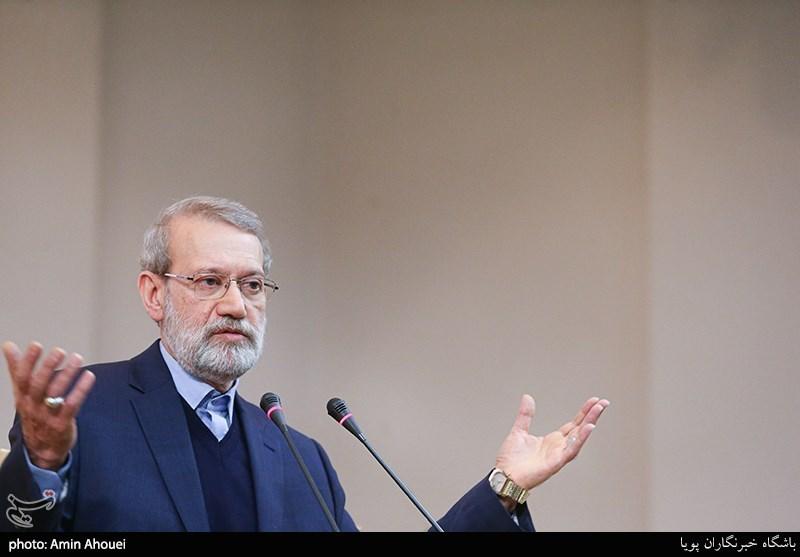 لاریجانی: إذا اتخذت أوروبا إجراء غیر عادل فإن ایران ستتخذ قرارات جدیة فی التعامل مع الوکالة الدولیة